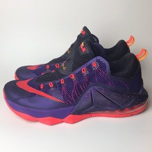 "Nike | Lebron 12 low ""court purple"""